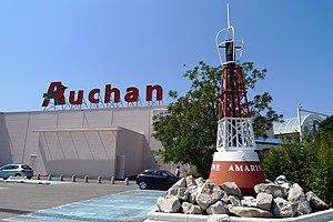 English: Auchan, Le Pontet, Vaucluse, France