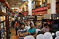 Audience - Panel Discussion - Epar Bangla Opar Bangla Sahityer Bhasa Ki Bodle Jachhe - Apeejay Bangla Sahitya Utsav - Kolkata 2015-10-10 5060.JPG
