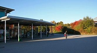 University of Bayreuth - Image: Auditorium maximum der Universität Bayreuth im Herbst 2006