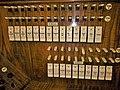 Augsburg, St. Sebastian (Koulen-Orgel) (Spieltisch) (4).jpg