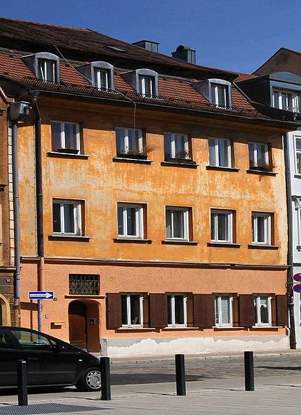 Datei:Augsburg-508-Kapuzinergasse 14-gje.jpg