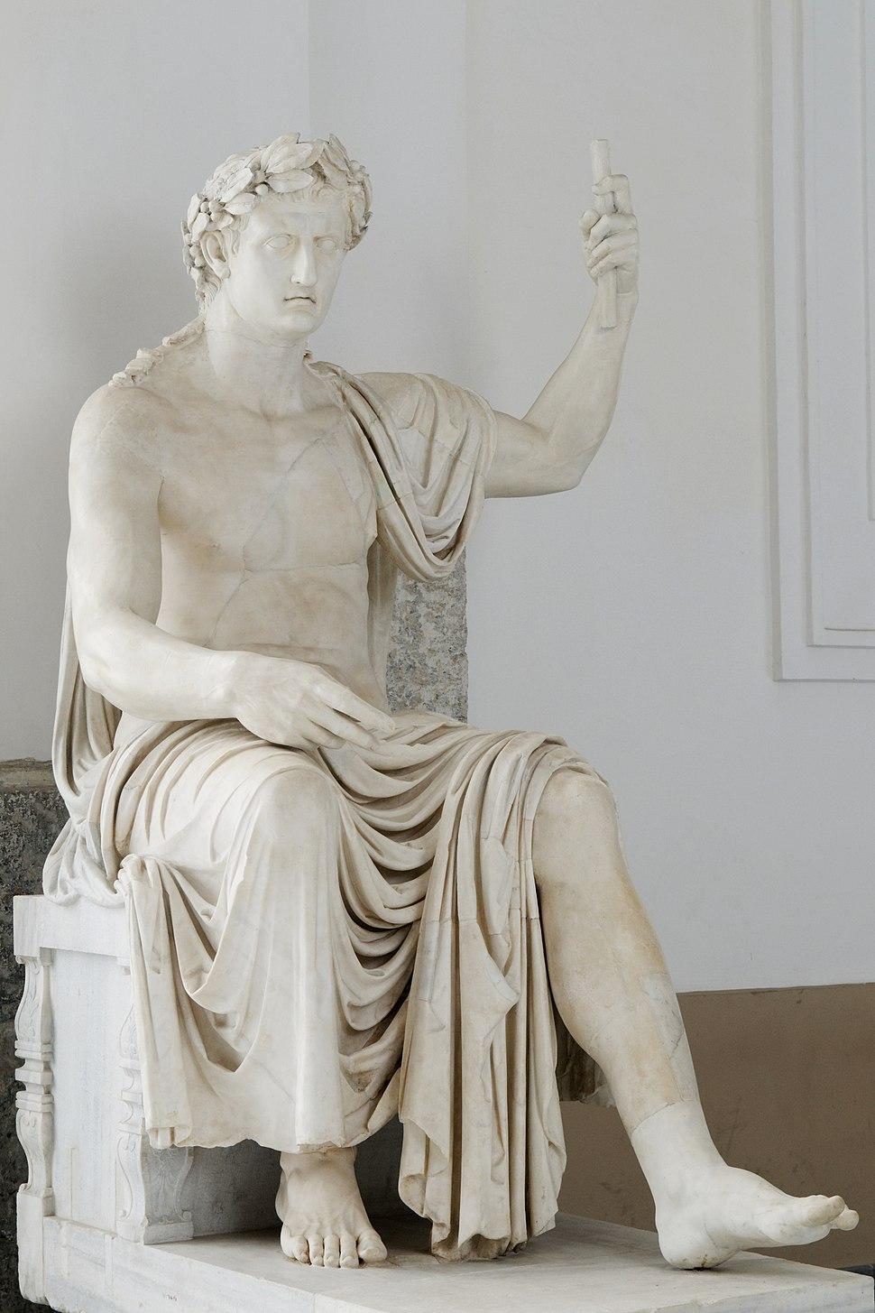 Augustus MAN Napoli Inv6040