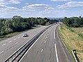 Autoroute A40 vue depuis Pont Chemin Vieux Replonges 5.jpg