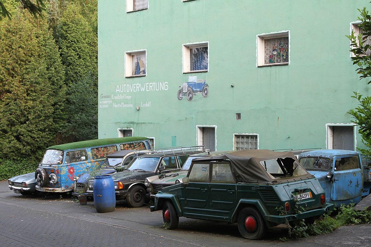 Ludolf Autoverwertung
