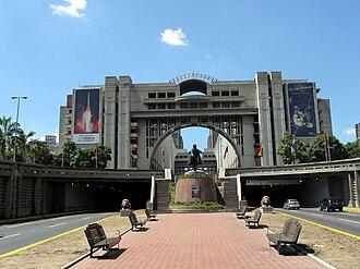 Palacio de Justicia de Caracas - Palacio de Justicia de Caracas