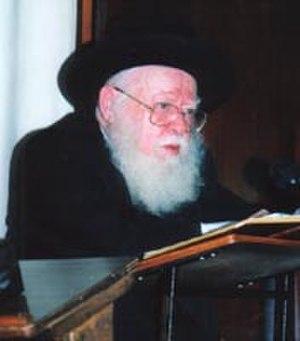 Avraham Shapira - Image: Avraham Shapira