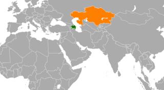 Azerbaijan–Kazakhstan relations Diplomatic relations between the Republic of Azerbaijan and the Republic of Kazakhstan