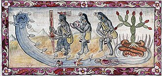 Child sacrifice - 1499, the Aztecs performing child sacrifice to appease the angry gods who had flooded Tenochtitlan