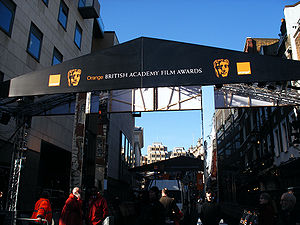 British Academy Film Awards - The location for the 2008 ceremony.