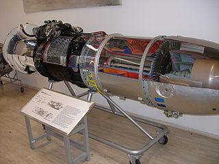 BMW 003 turbojet aircraft engine