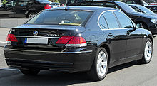 BMW 730d (E65) Facelift rear 20100718.jpg