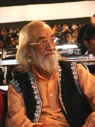 Balwant Moreshwar Purandare - Babasaheb Purandare