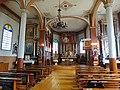 Babtai, bažnyčios interjeras.JPG