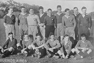 Buenos Aires Football Club (1886) - Buenos Aires FC in 1922, as covered by El Gráfico magazine