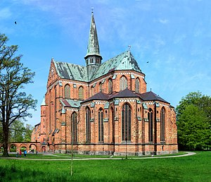 Doberan Minster - The Minster in Bad Doberan
