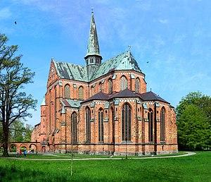 Doberan Abbey - Doberan Minster, east front