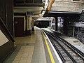 Baker Street stn Metropolitan bay platform 1 look south.JPG