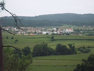 Alexandrina of Balazar - General view of Balazar where lived and died Blessed Alexandrina.