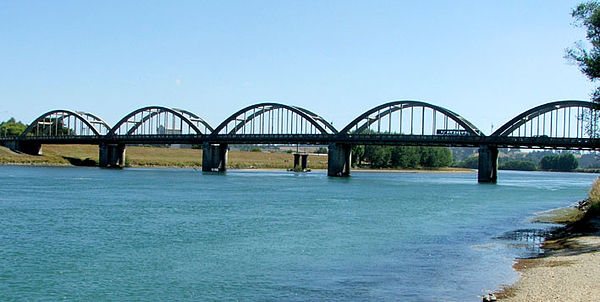 Balclutha New Zealand  city photo : ... spans the clutha river in balclutha south otago new zealand is one