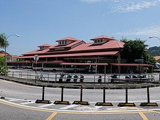 Balik Pulau - Balik Pulau Bus Terminal