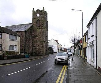 Ballinamallard - Image: Ballinamallard, County Fermanagh geograph.org.uk 349694