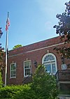 US Post Office-Ballston Spa