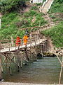 Bamboo bridge over Nam Khan LP.jpg