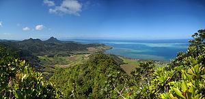 Bambous, Mauritius - Bambous Mountains