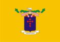 Bandeira de Francisco Dantas, Rio Grande do Norte, Brasil.png