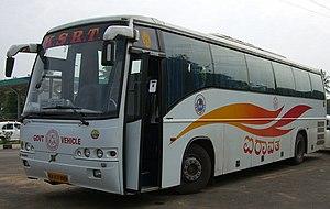 Karnataka State Road Transport Corporation - KSRTC Airavat