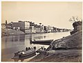 Banks of the Nile at Cairo MET DP116366.jpg