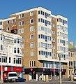 Bar Revenge and The Albemarle flats, Marine Parade, Brighton (September 2018).JPG