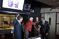 Barack Obama, Steve Martin, Jim Parsons, DreamWorks Animation, 2013.jpg