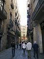Barcelona side street (2924642555).jpg