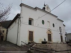 Barete (AQ) - chiesa di San Vito e San Paolo 02.jpg