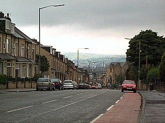 Barkerend - Image: Barkerend Road geograph.org.uk 37259