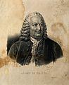 Baron Albrecht von Haller. Lithograph by P. R Vignéron. Wellcome V0002525.jpg