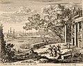 Barrière Dominique - Claude Lorrain - paysage portuaire.jpg