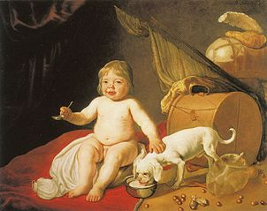Boy with a Spoon