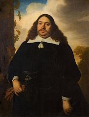 Portrait of a Man of the Hinlopen family, possibly Jacob Fransz Hinlopen