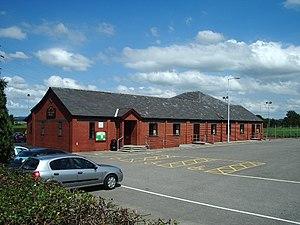 Barton, Preston - Image: Barton Village Hall geograph.org.uk 209798