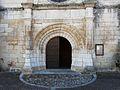 Bassillac église portail.JPG