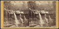 Bastion Fall, Kauterskill Gorge, Catskill Mt, by Soule, John P., 1827-1904.png