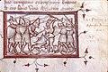 Bataille de Saint-Omer (Fleurs des chroniques - Besançon - BM - MS 677 - fol 86).jpg
