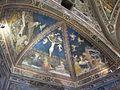 Battistero di siena, abside, affreschi di Michele di Matteo Lambertini 2.JPG
