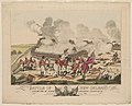 Battle of New Orleans and death of Major General Packenham (sic) on the 8th of January 1815 - West del. ; J. Yeager sc. LCCN2012645362.jpg