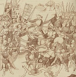 Description de l'image Battle of Shrewsbury 1403 01981.jpg.