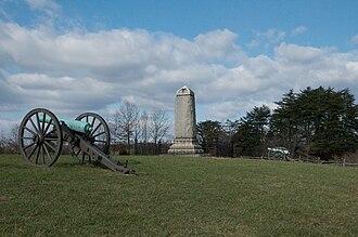 Gainesville, Virginia - US-29 Civil War Battlefield