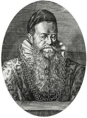 Gaspard Bauhin - Image: Bauhin Gaspard 1550 1624