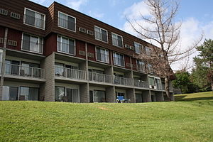 Deerhurst Resort - Bayshore 1 accommodation block